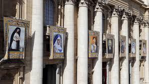 Etapas canonização