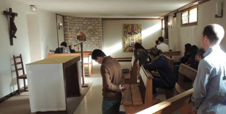 Oração em Nossa Senhora da Vida