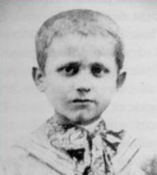 Frei Maria-Eugênio (criança)